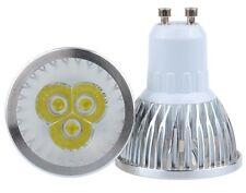 9W MR16 GU5.3 GU10 E27 LED Spot Light Warm Cool White Bulb Ceiling Down Lamp