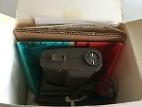 Vintage GE Automatic Clothes Brush In Box/ All Paperwork