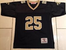 NEW Reggie Bush New Orleans Saints Throwback Classic Youth XL (18-20) NFL Jersey
