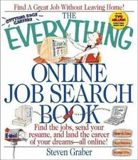 Everything Online Job Search (Everything Series) by Graber, Steven