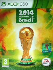 2014 FIFA World Cup Brazil (Xbox 360) - (Brand New and Sealed)