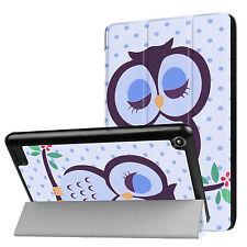 Tasche für New Amazon Kindle Fire HD7 7 Zoll 2017 Cover Case Hülle Schutz Etui
