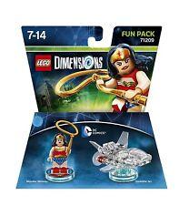 LEGO DIMENSIONS  71209   -- FUN PACK  :   DC COMICS - WONDER WOMAN