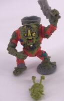 Vintage 1990 Ninja Turtles near Complete Playmates TMNT Muckman Figure Toy Gun