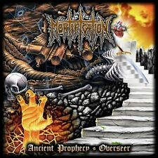 "Mortification Ancient Prophecy/Overseer 10"" Vinyl Record post momentary lp song!"