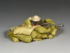 EA126 Trench & 'BOYS' Anti-Tank Rifle by King & Country