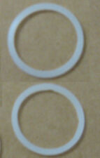 Gu-04007 teflon side seal o-rings Spray Foam Ptfe 2-pack.