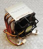 Acer HI.V120C.001 CPU / Processor Heatsink and Fan 3-Pin / 3-Wire - Aluminium