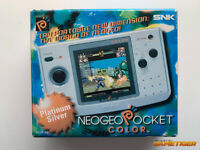 CONSOLE NEO GEO POCKET COLOR US Version C.I.B SNK Japan