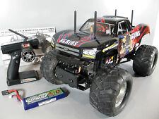 Tamiya 1/10 Agrios Monster Truck Txt-2 +Traxxas Waterproof Esc +Lipo Battery