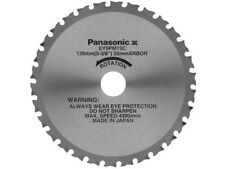 "Panasonic Genuine EY9PM13C Carbide Metal Cutting Blade 5-3/8"" for EY3530 EY4542"