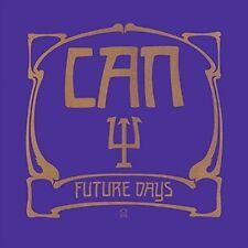 CAN - FUTURE DAYS (LP+MP3)  LP + DOWNLOAD NEU