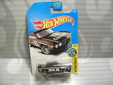2017 HOT WHEELS ''HW SPEED GRAPHICS'' #57 = `73 BMW 3.0 CSL RACE CAR = BLACK us