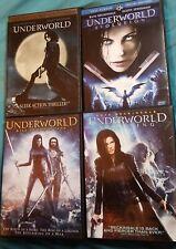 Underworld 1- 4 Movie Collection (DVD, 2016)