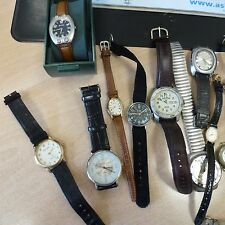 Job Lot of 30 Watches for Spares or Repairs