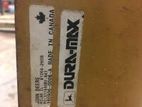 "John Deere Dura-max PBT69309 Scraper Blade 7'8"" 92"" NEW OVER STOCK FACTORY OEM"