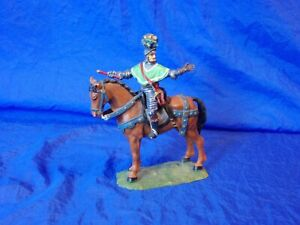 ELASTOLIN Mounted Knight On Horse Germany