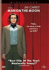 Man on The Moon 0025192072024 With Jim Carrey DVD Region 1