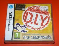 New WarioWare Diy VideoGioco Gioco per Console NINTENDO DS 3DS 2DS portatile
