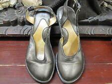 Born Platform Wedge heels Slingback, Closed Toe Bronze - mettalic - Comfortable