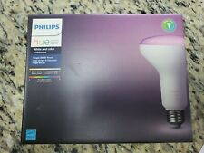 Philips Hue Single Premium Smart Bulb Downlight for 5-6 inch recessed cans.