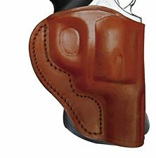 Tagua PD3-162 Paddle Holster Open Top, Taurus 380 TCP, Brown, Right Hand NEW!