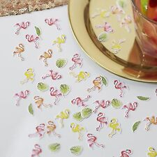 Flamingo Party Table Confetti / Scatter - Summer Party Decoration
