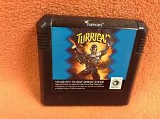 Turrican Sega Genesis Game Super Fast FREE SHIP Rare!