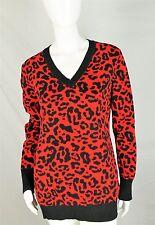 SOURPUSS RED SWEATER XXXL Rockabilly Pinup Punk Beautiful Design Womens