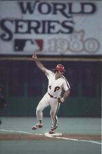 "Pete Rose - 8"" x 10"" Photo - 1980 World Series Champions - Philadelphia Phillies"