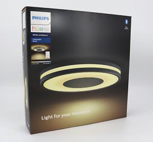Philips Hue Being Deckenleuchte - White Ambiance - Bluetooth - Schwarz
