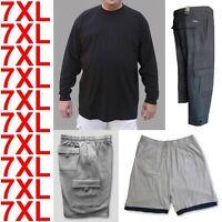 BIG and TALL Greystone 7XL T-Shirts, Tees, Tank Tops, Shorts, Pants, Activewear