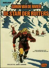 Simon van de Rivier 1: De Stam der Ruiters. (Collectie Jong Europa)   1ste druk!