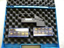 Kemmer Grip Lock Einstech-Set, 1 Halter CLCBR 2020 X 30 /65 plus 20 Platten 3 mm