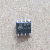10 PCS M95128-WMN6TP SOP-8 M95128-WMN6 M95128 ST 95128WP ST95128 95128V6
