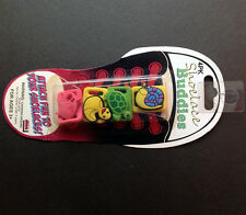 """4 Pk Shoelace Buddies """"Animals"""" - Boys or Girls - Attach Fun to Your Shoelaces!"""