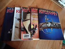 American Rifleman Magazine 1991 Jan-May Guns Military Bullets Shotgun Shooting