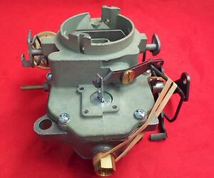 1970-76 Dodge CB300 D100 D200 D300 W200 W300 Remanufactured Carburetor 318ci V8