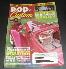 ROD AND CUSTOM MAGAZINE May 2003 - 148 pages - The Art Chrisman Story