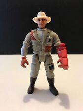 Jurassic Park Series II 2 Alan Grant Figure 1993 Kenner Rare Excellent