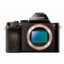 Sony Alpha Ilce-7r 36 4 MP negro buen estado