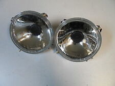 2 Phare Optique Renault 4 4L 8 10 Dauphine Estafette head light Head light