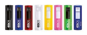 COLOP Pocket Stamp 20 plus - Taschenstempel - Geocaching Stempel - Farbwahl NEU