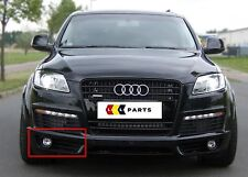 AUDI NEW GENUINE Q7 06-10 4L S-LINE O/S RIGHT BUMPER FOG LIGHT GRILL 4L0807676