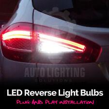 2x Ford Mondeo MK4 2007-2015 bombillas LED blanco luz reversa * Venta *