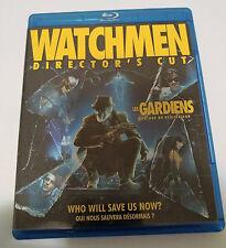 Watchmen Directors Cut (2009) Blu-ray DC Comics Zack Snyder