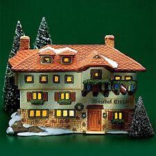 Dept 56 Alpine Village Gasthof Eisl #65406 Retired