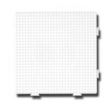 HAMA midi Bügelperlen-Stiftplatte weiß Nr.234 Viereck Multi