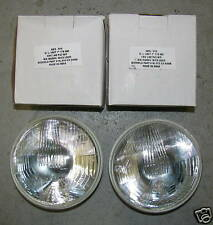 Porsche 911 912 914 944 H-4 head light headlamp set new