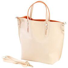 0782915159 Handtaschen: Damenhandtasche mit herausnehmbarer Innentasche, beige